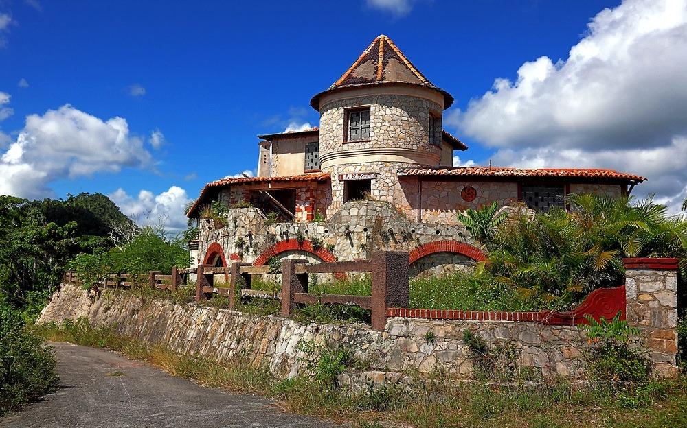 Castillo Las Nubes near Soroa, Cuba