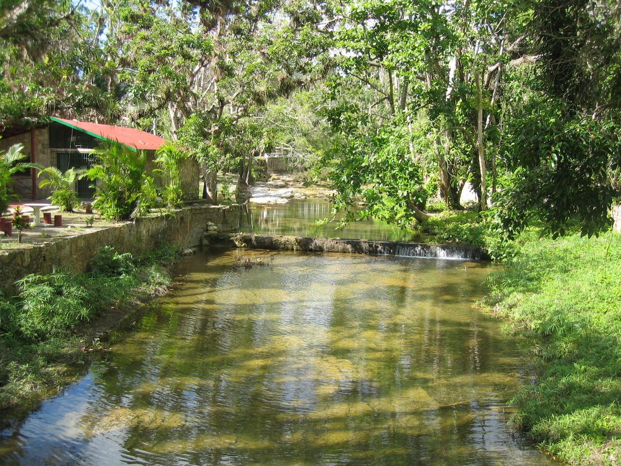 Soroa Cuba River