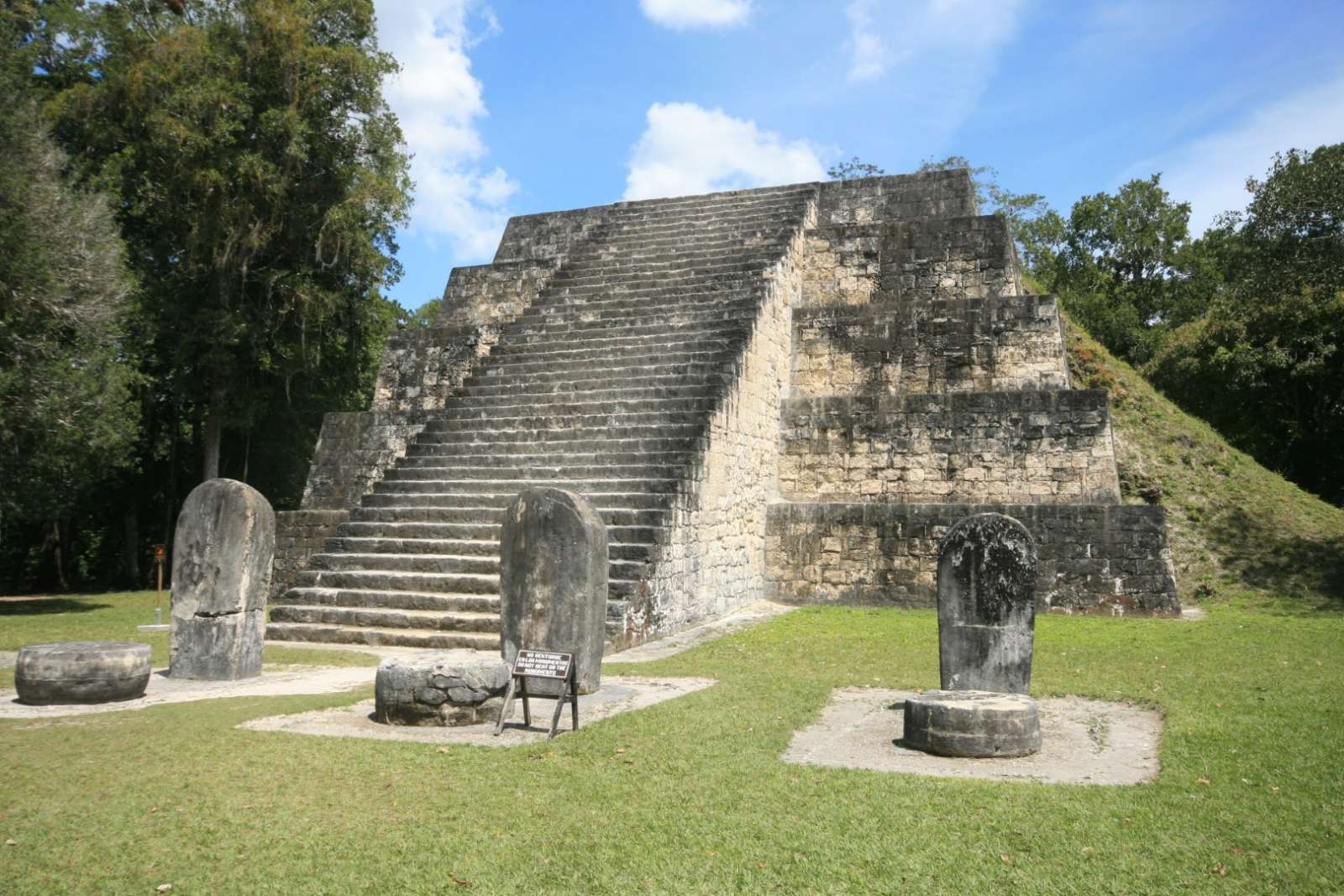 Tikal Guatemala Pyramid