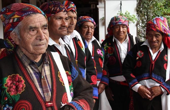 Guatemalan Priests