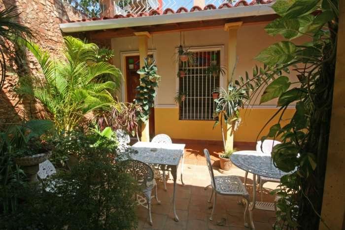 Casa Bury y Nesti in Trinidad, Cuba