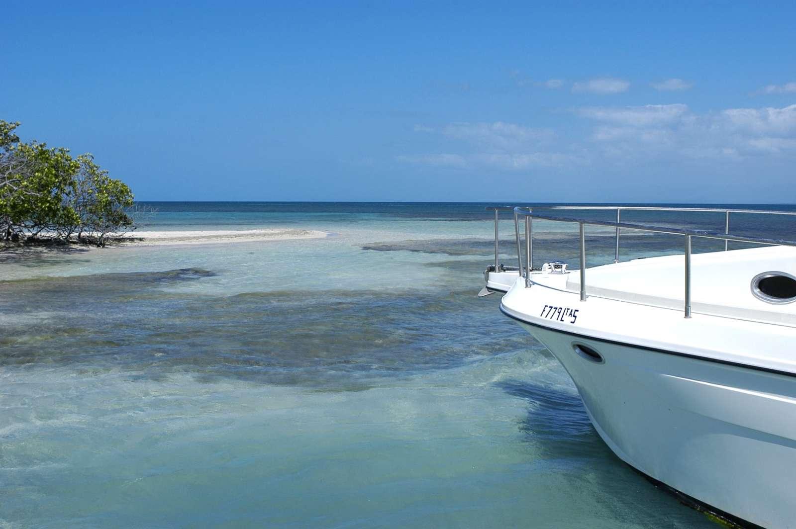 Cayo Blanco, near Trinidad in Cuba