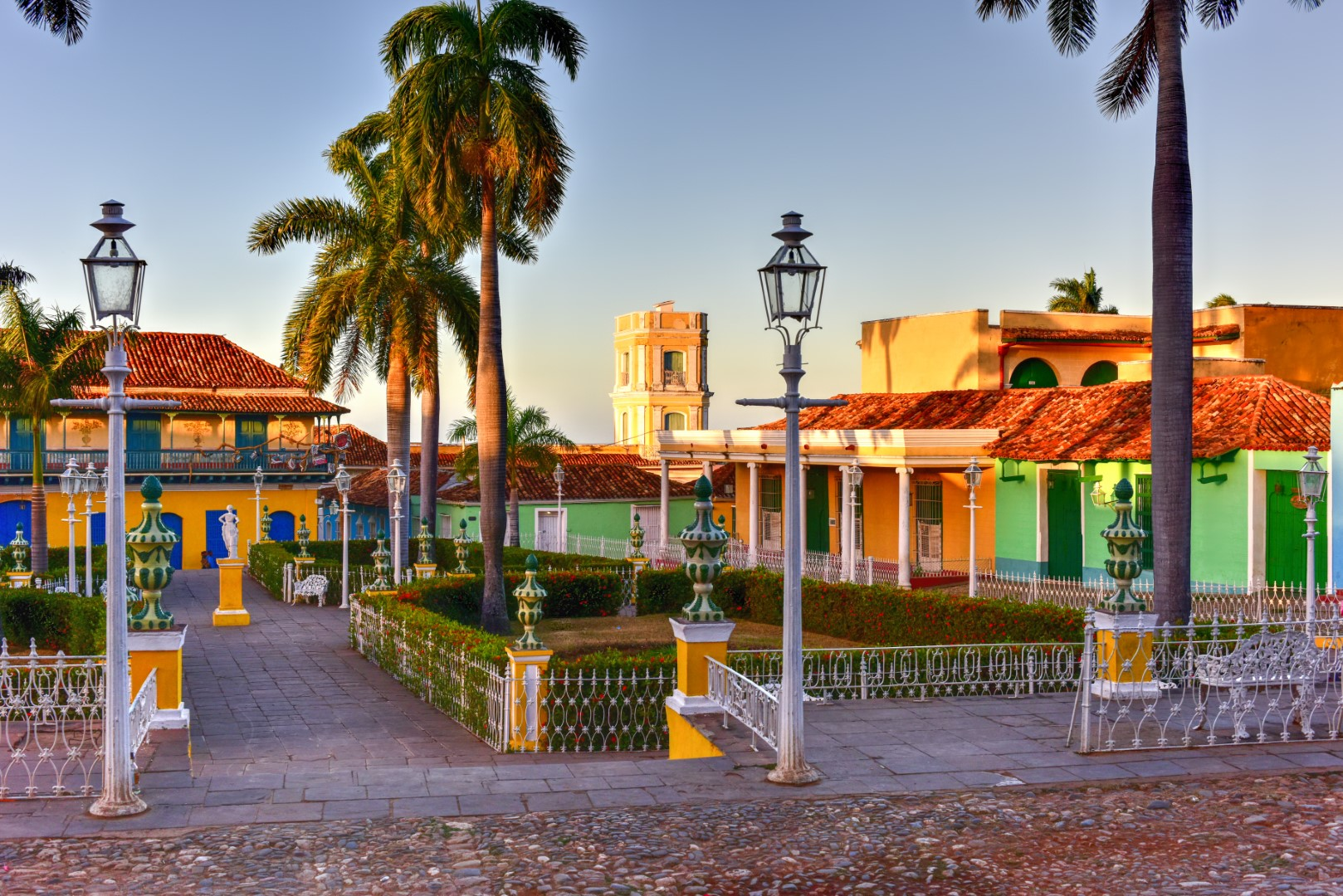 Plaza Mayor Trinidad, Cuba