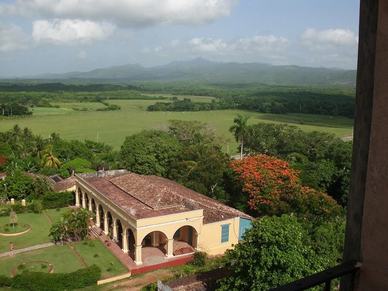 Tour of the Valley of the Sugar Mills