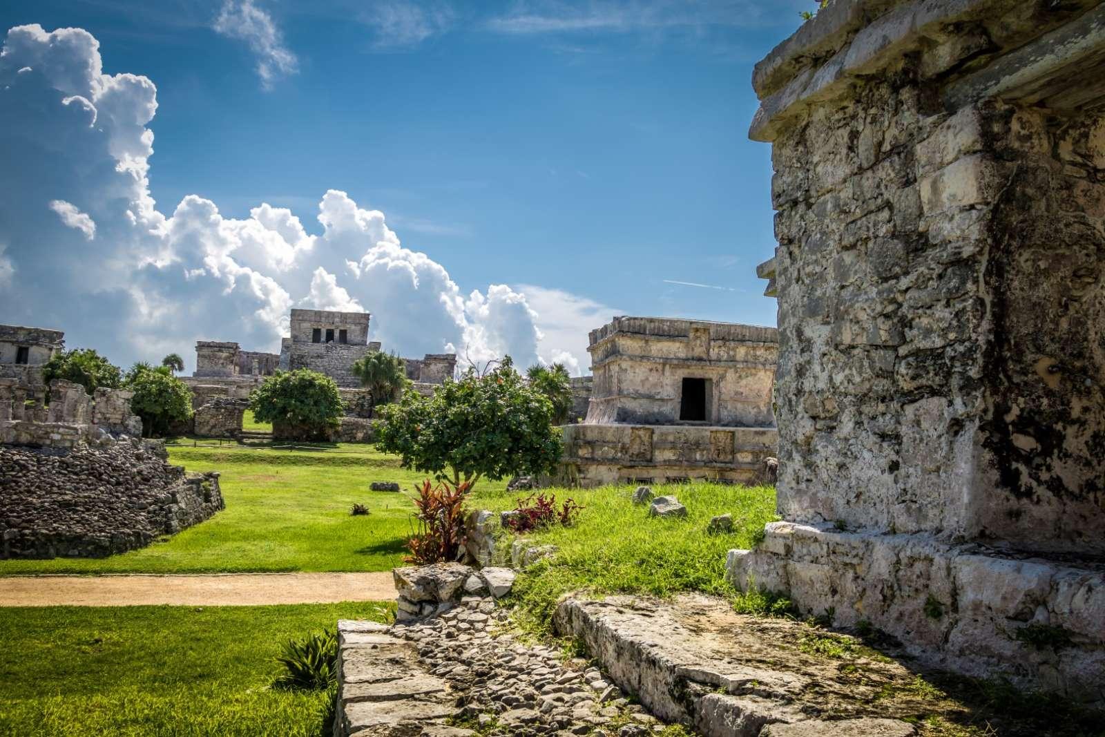 Ruinsof Tulum, Mexico