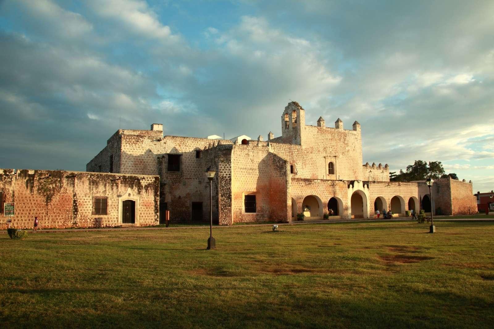 Valladolid Mexico Convento