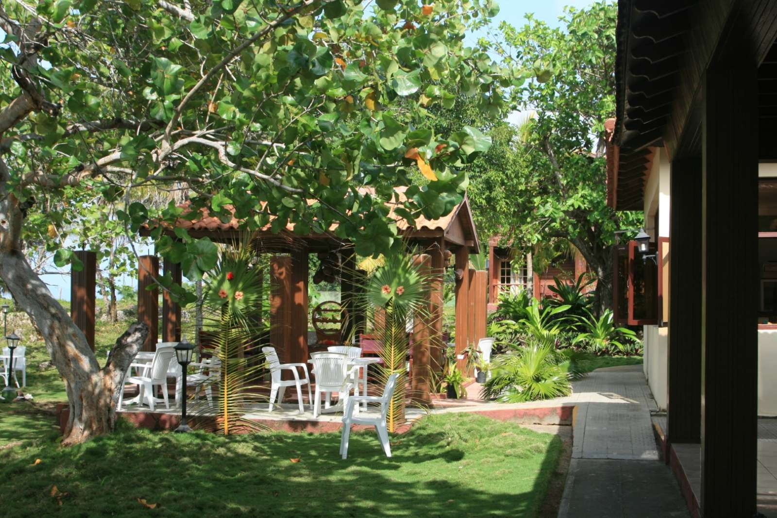Bar at Villa Maguana