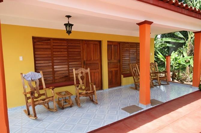 Casa particular in Vinales