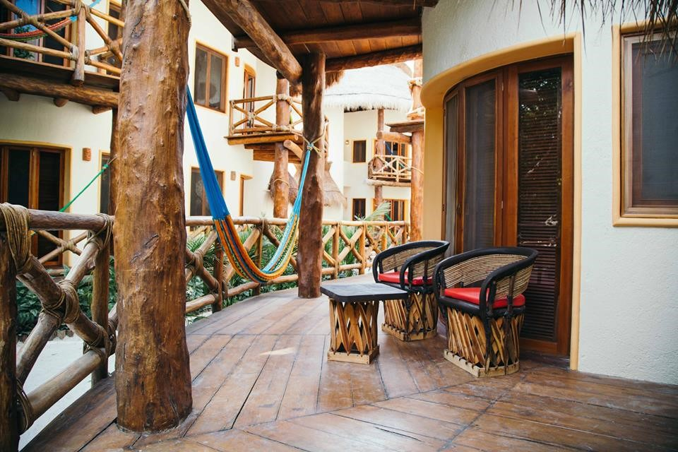 Balcony at Villas Hm Paraiso Del Mar, Holbox