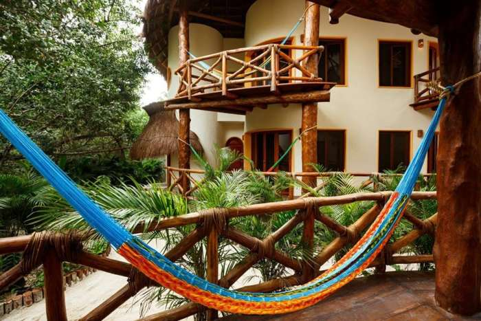 Hammock at Villas Hm Paraiso Del Mar, Holbox