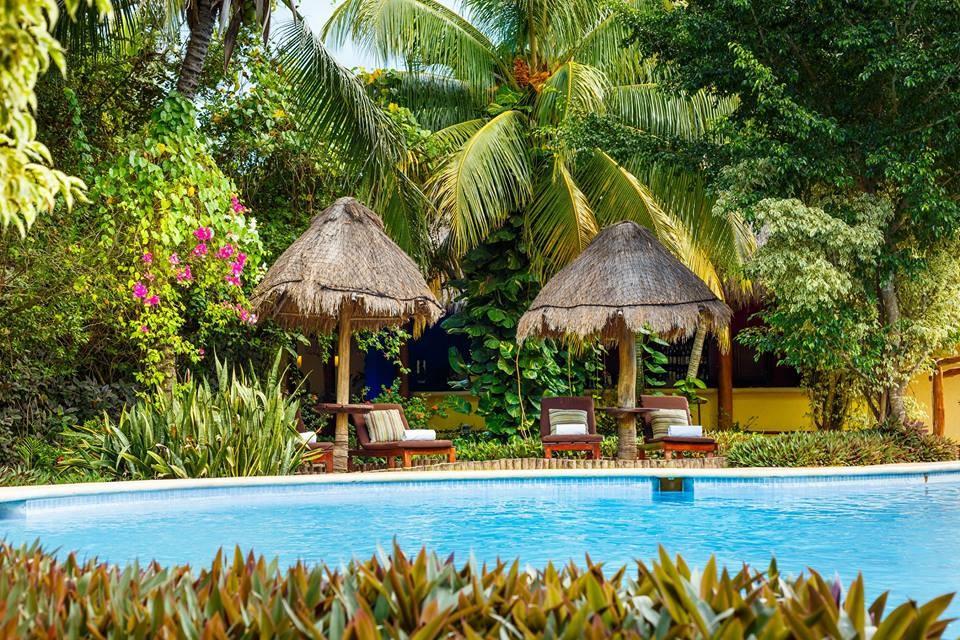 Pool at Villas Hm Paraiso Del Mar, Holbox
