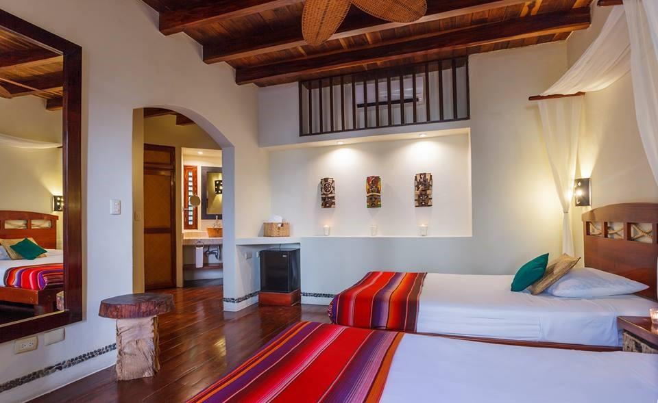 Twin room at Villas Hm Paraiso Del Mar, Holbox