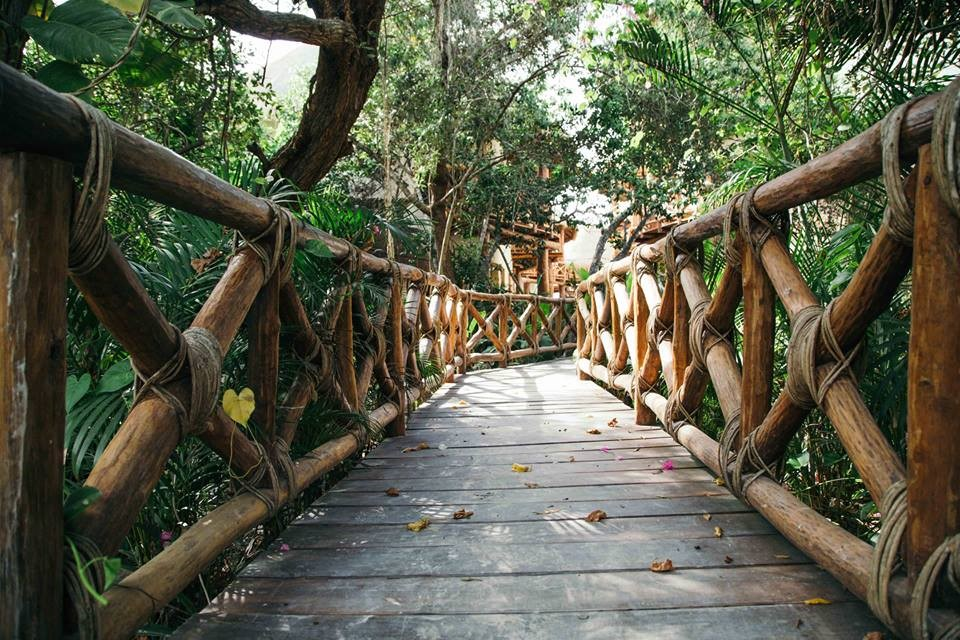Walkway at Villas Hm Paraiso Del Mar, Holbox