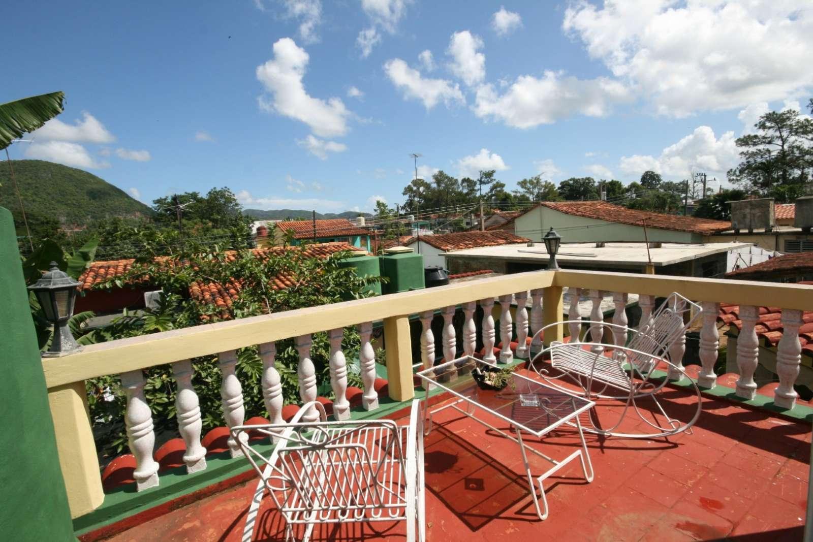 Villa Cristal casa particular in Vinales