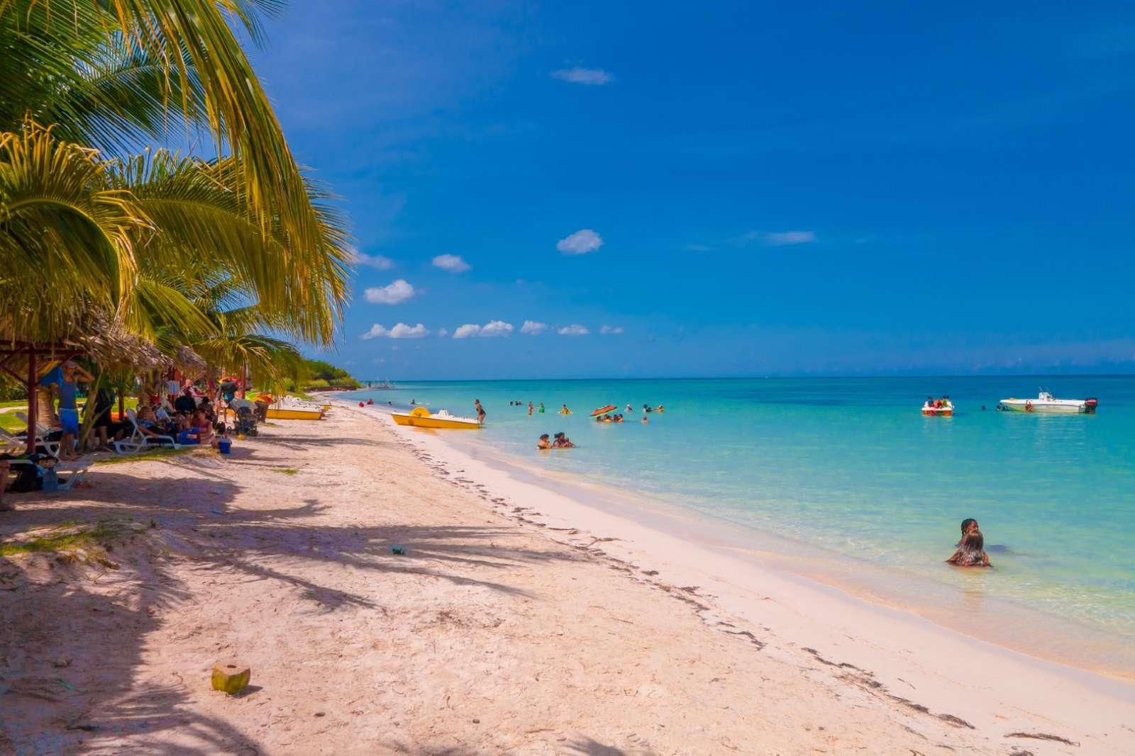 Cayo Jutias Beach near Vinales, Cuba