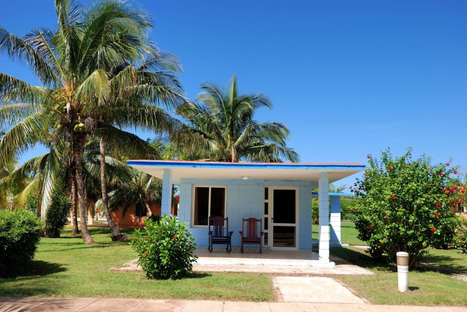 Bungalow at Hotel Playa Larga