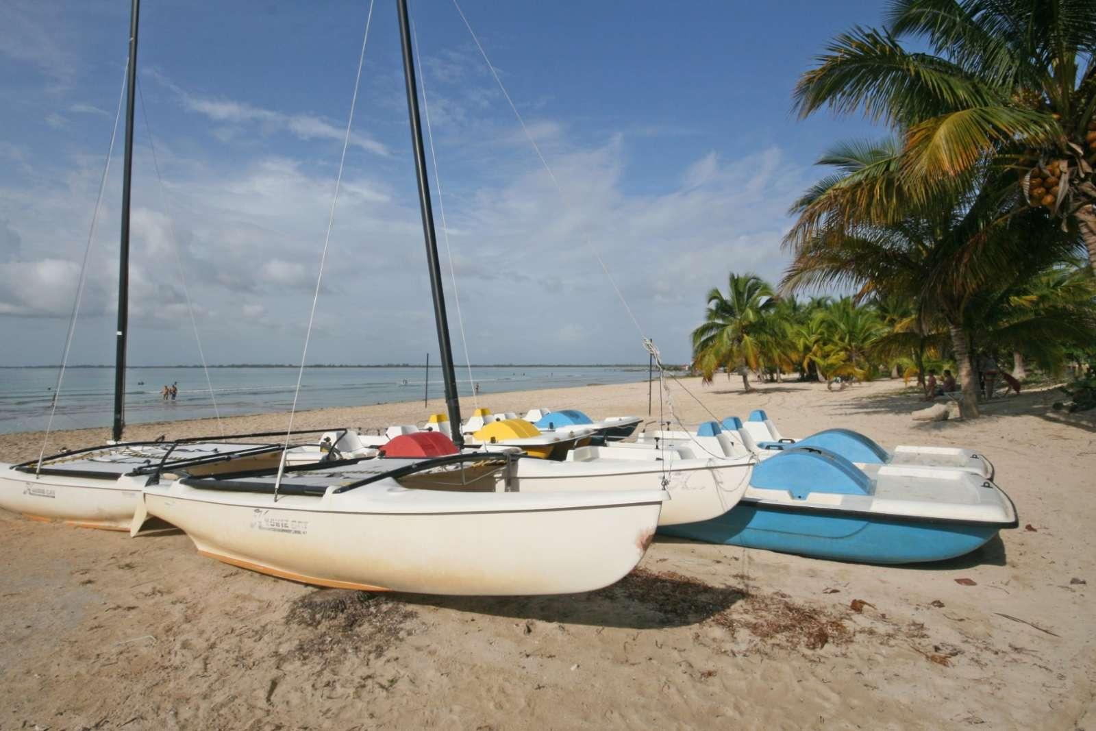 Watersports at Hotel Playa Larga