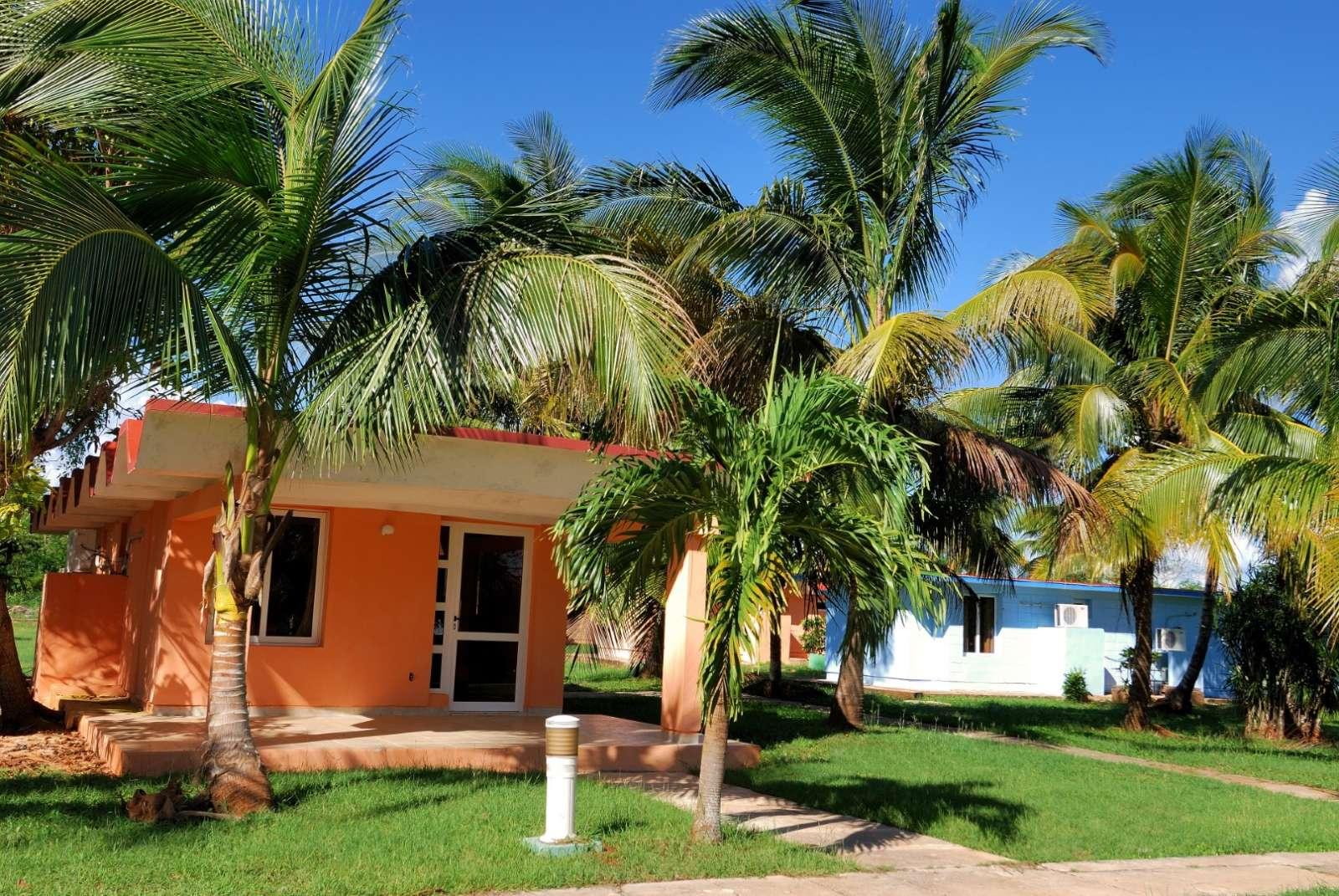 Chalet at Hotel Playa Larga