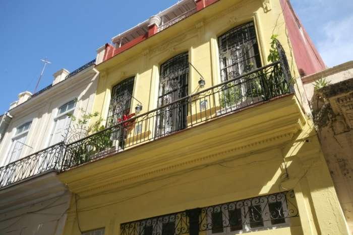 Casa Zaiden in Old Havana, Cuba