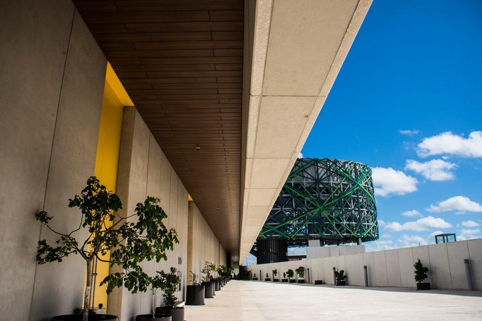 Gran Museo Del Mundo Maya Exterior