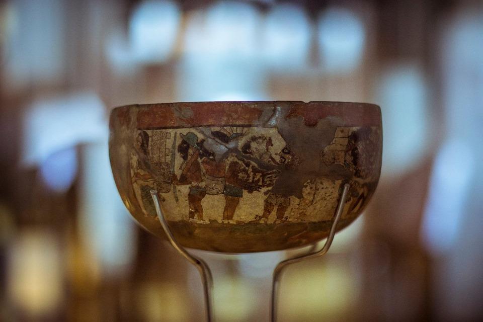 Gran Museo Del Mundo Maya Mayan Bowl