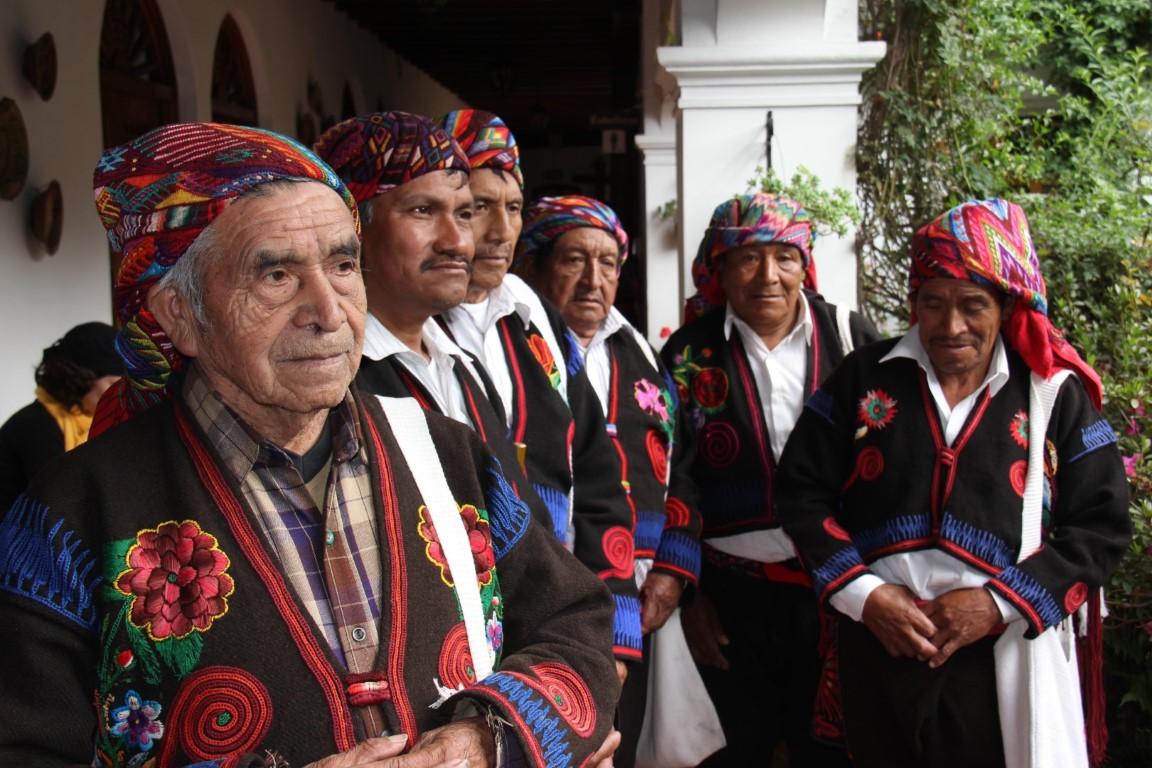 Guatemala Holidays Cofrades Chichicastenango