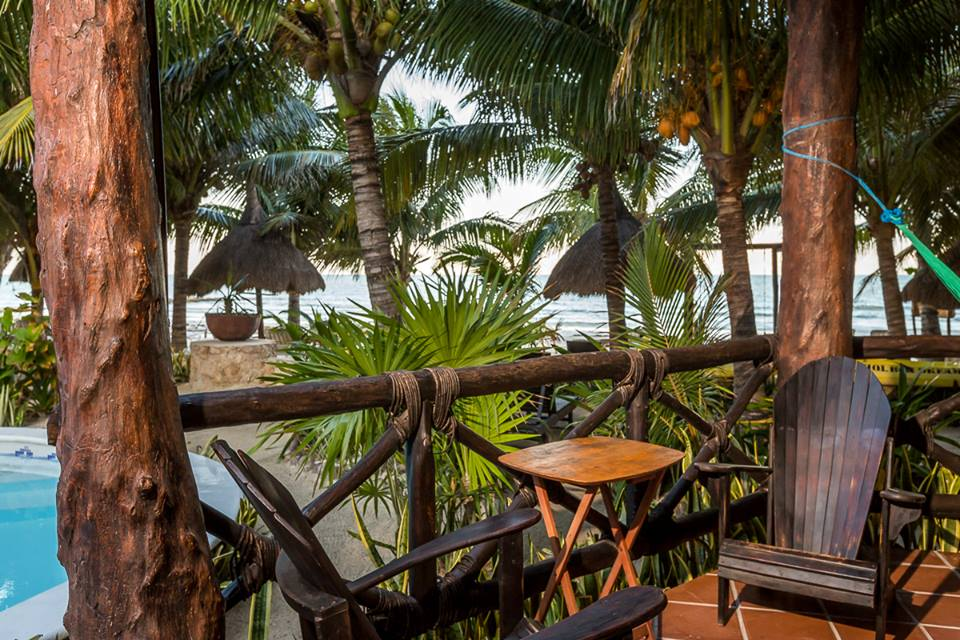 Hotel Holbox Dream Balcony