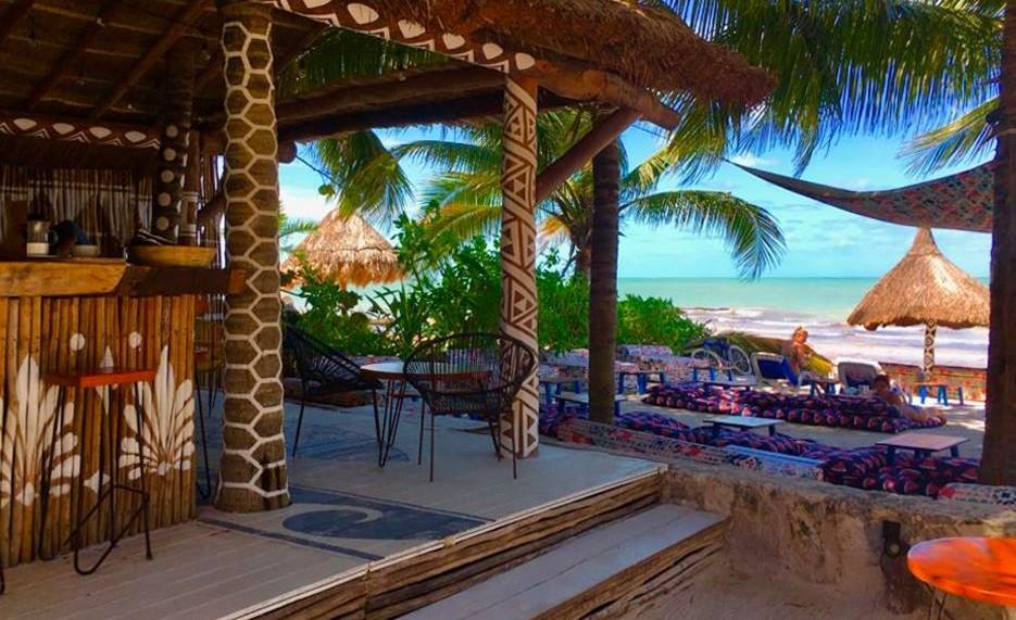 Hotel Holbox Dream Beach Bar