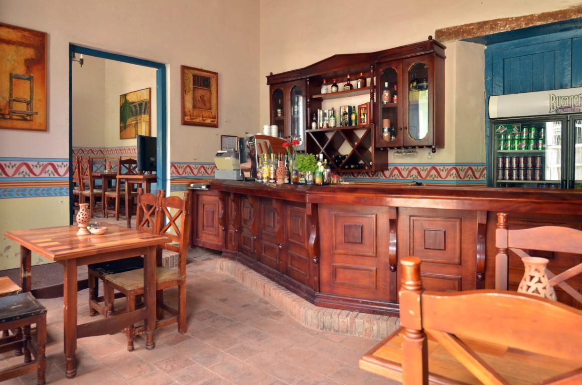 Hotel Meson Del Regidor Trinidad Bar