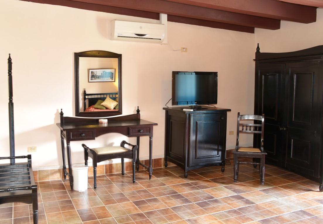 Hotel Meson Del Regidor Trinidad Bedroom
