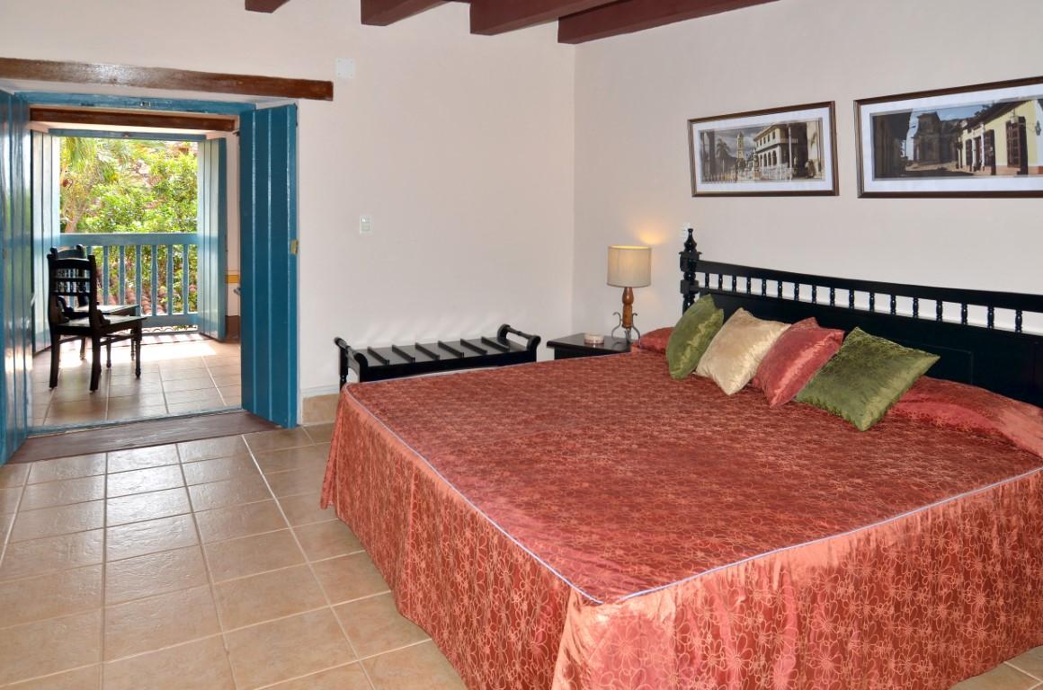 Hotel Meson Del Regidor Trinidad Room