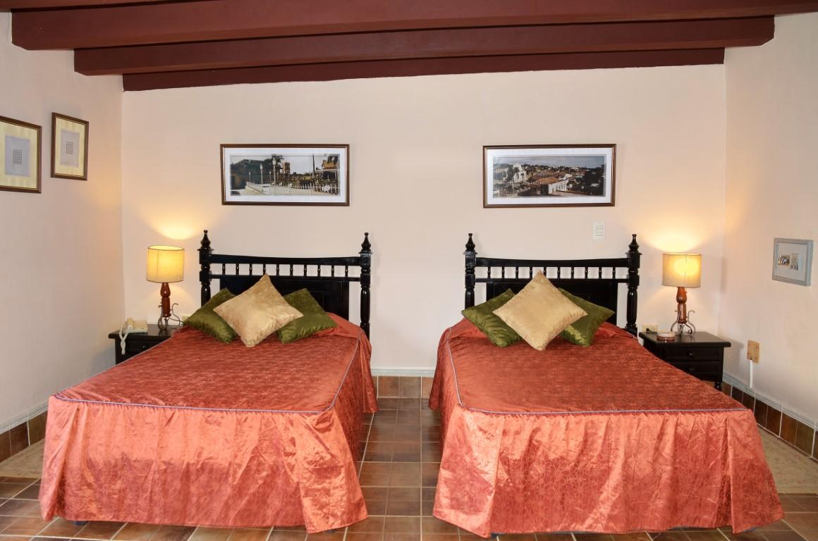 Hotel Meson Del Regidor Trinidad Twin Room