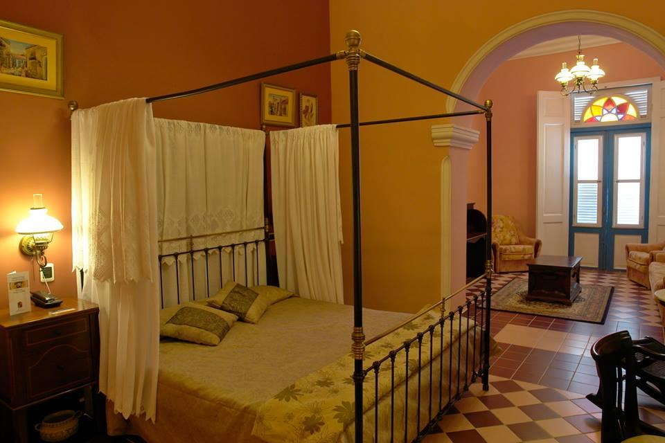 Hotel Santa Isabel Havana Bedroom