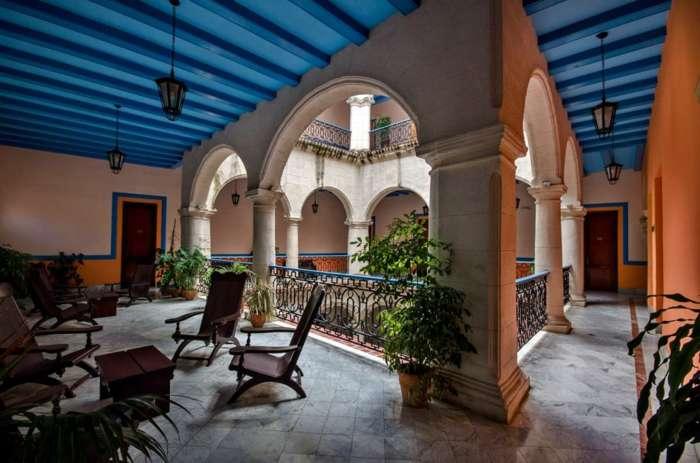 Hotel Santa Isabel Havana Landing