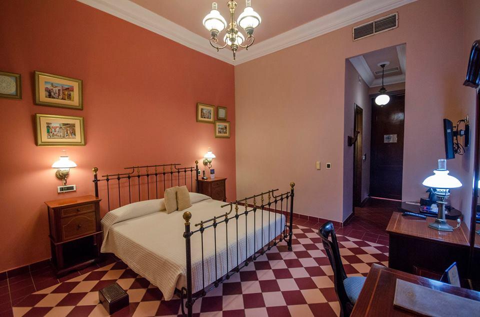 Hotel Santa Isabel Havana Room