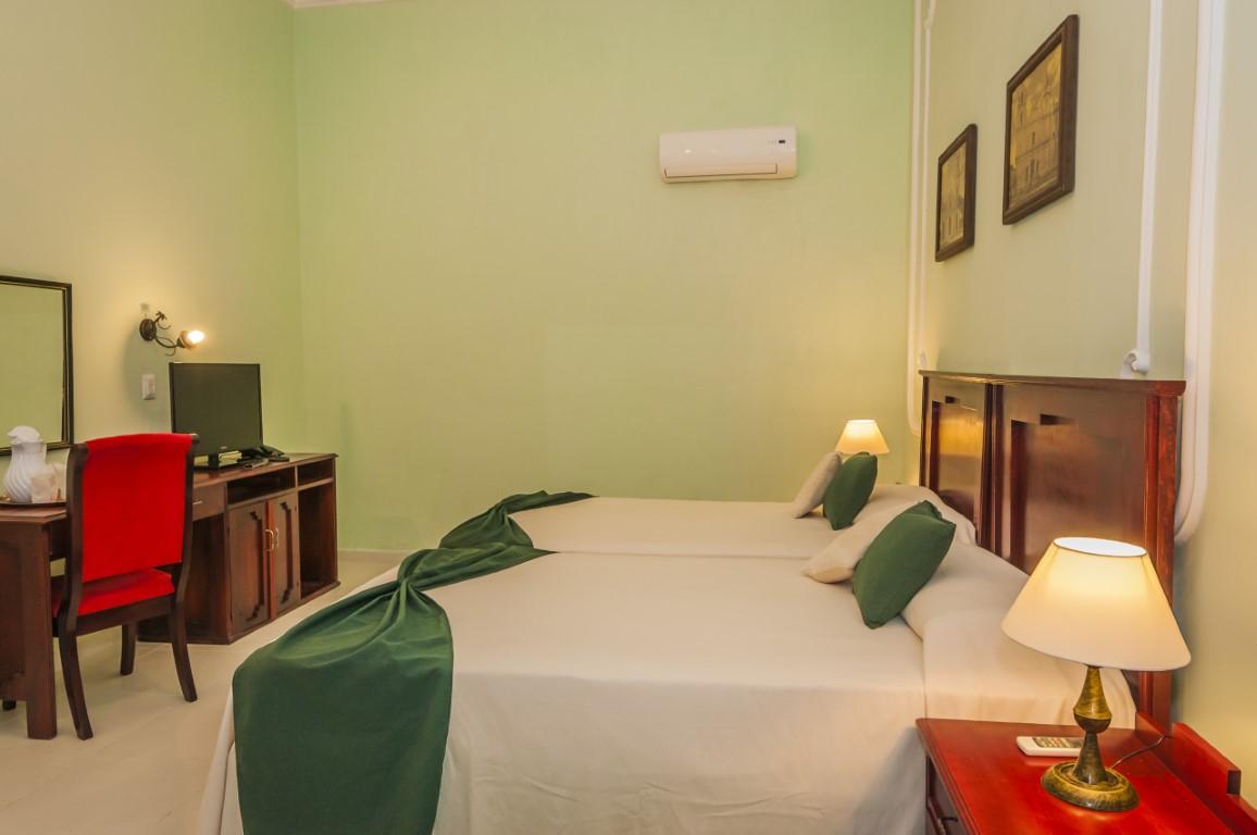 Hotel Santa Maria Camaguey Bedroom