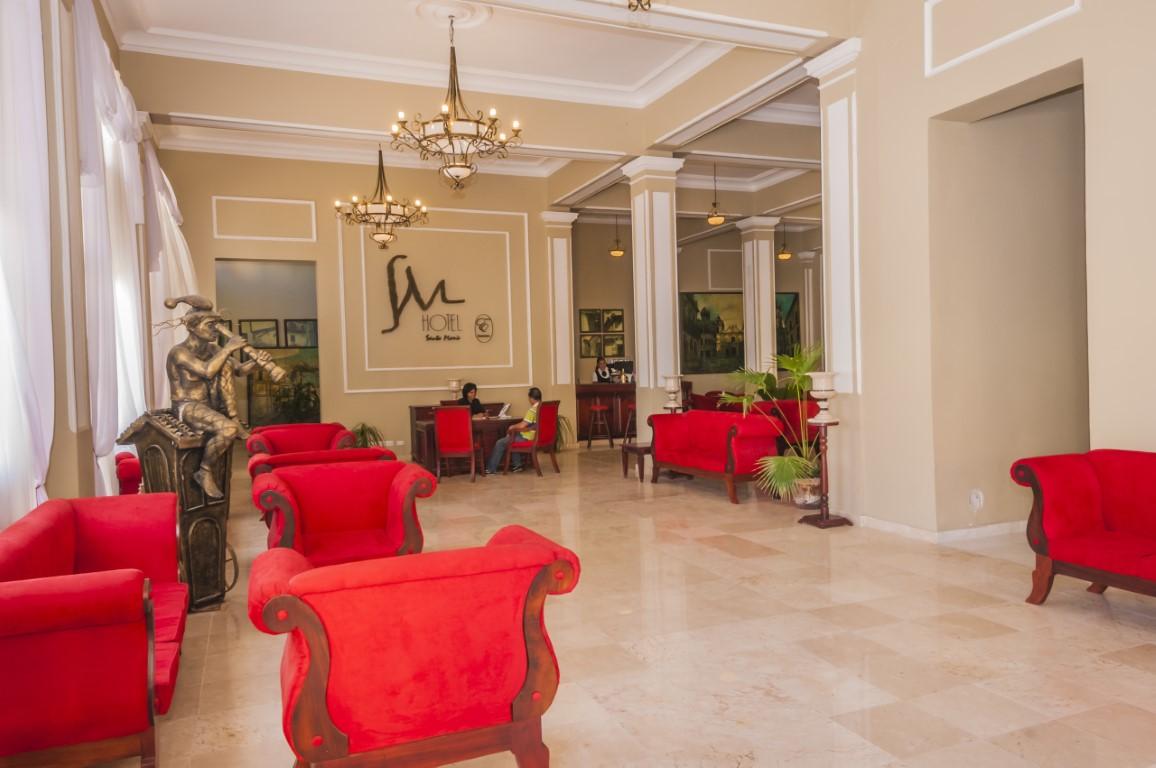 Hotel Santa Maria Camaguey Lobby