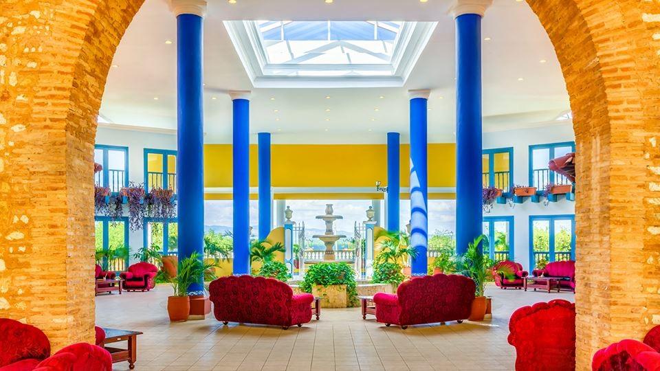 Memories Trinidad Del Mar Lobby