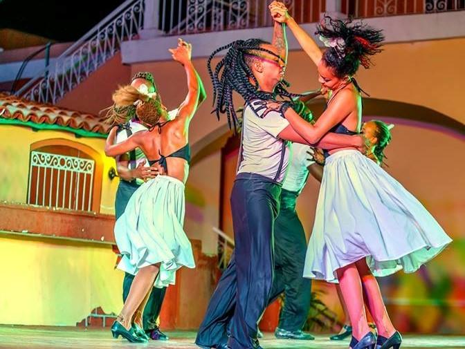 Memories Trinidad Del Mar Show