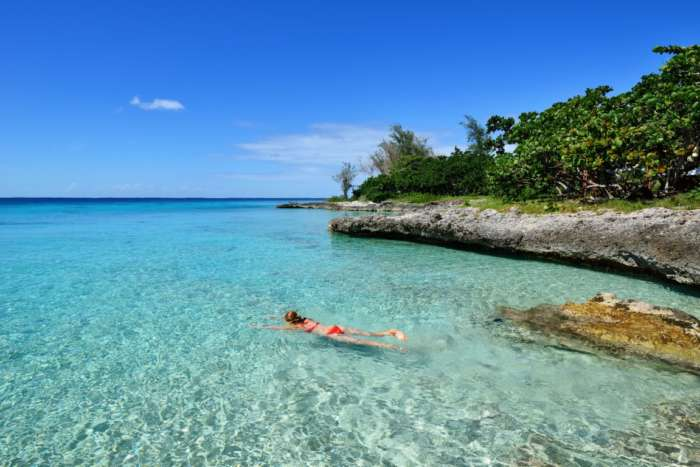Snorkelling trip to Playa Giron in the Zapata Peninsula of Cuba