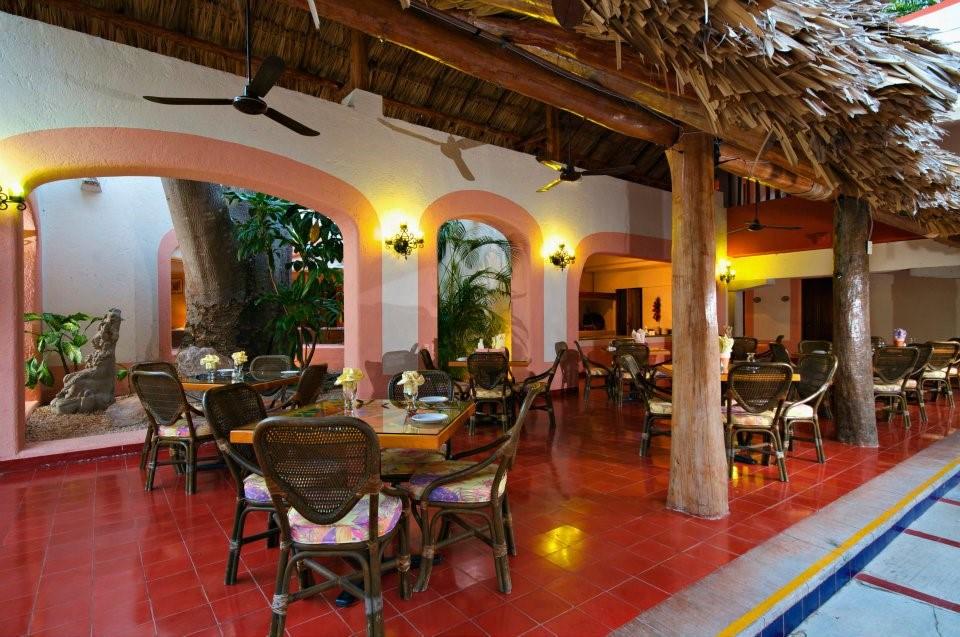 Villas Arqueologicas Chichen Itza Restaurant Outdoors
