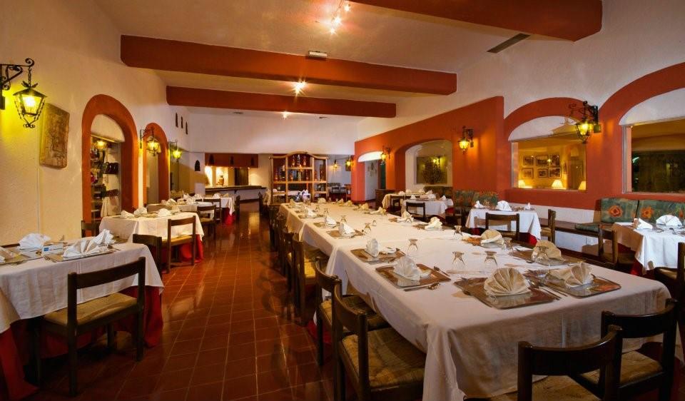 Villas Arqueologicas Chichen Itza Restaurant