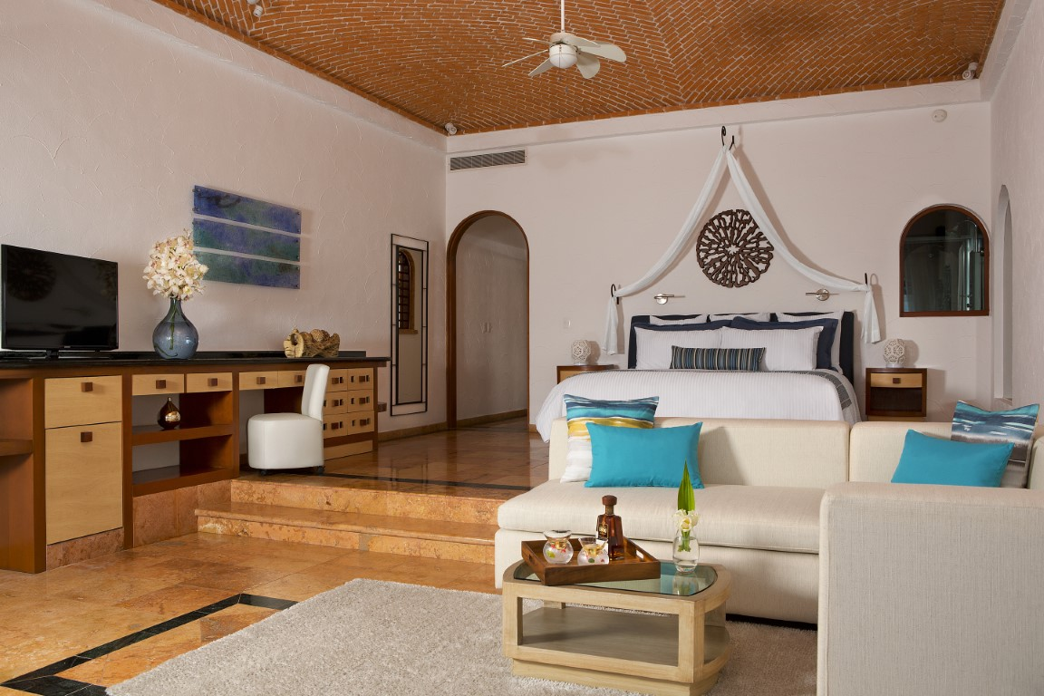 Bedroom at Zoetry Villa Rolandi