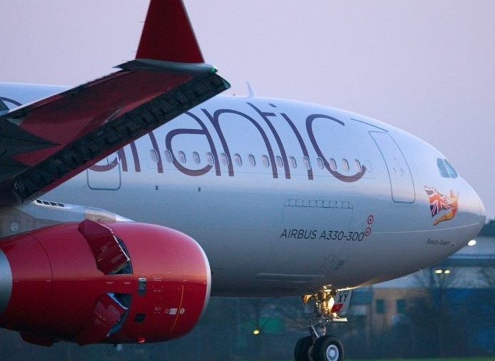 Virgin Atlantic A330 to Havana, Cuba