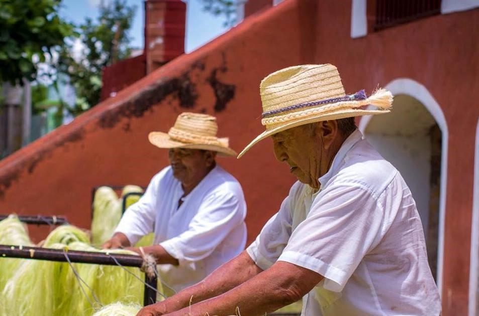 Sotuta De Peon Hacienda Mexico