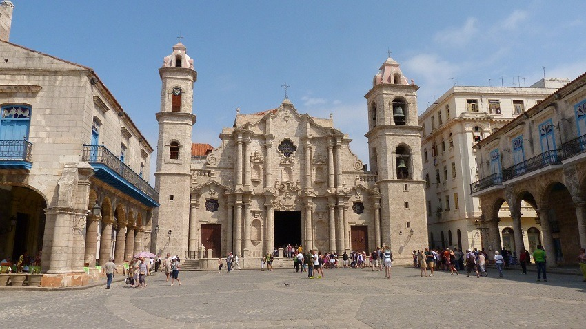 Cathedral Square Havana