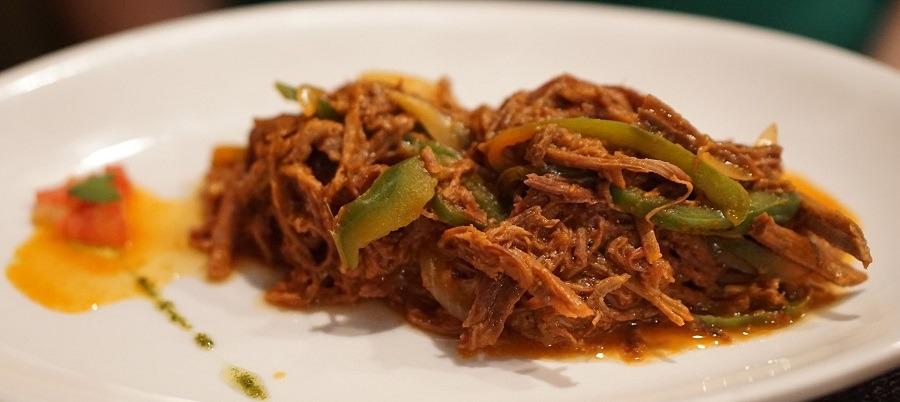 Cuba shredded pork
