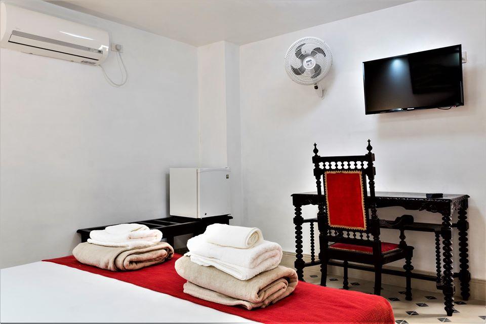 Bedroom at Habana 412