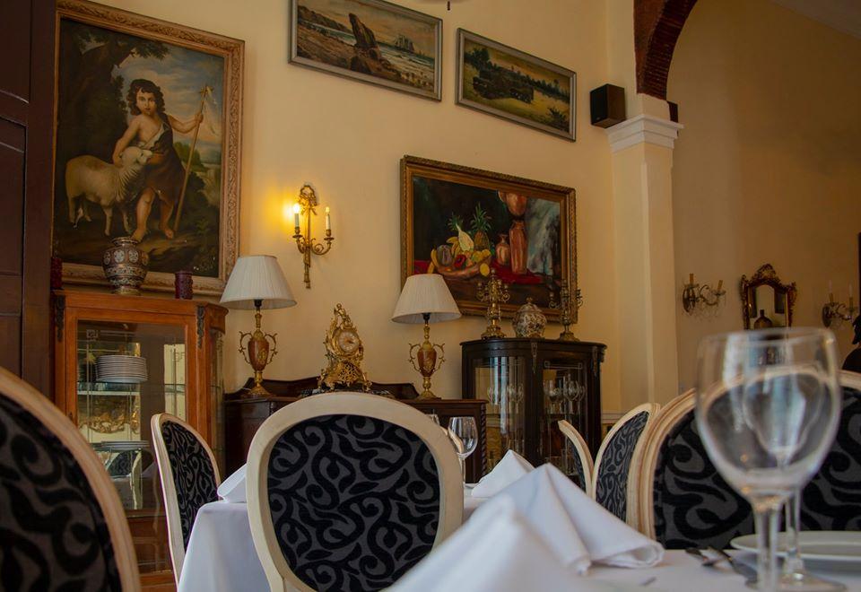 La Posada De Chacon Restaurant