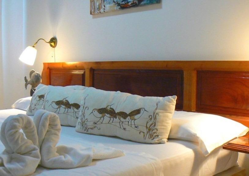 Camila Hostal Cienfuegos Bedroom